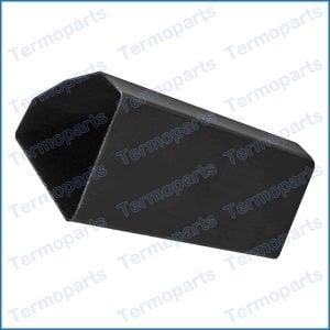 Enchimento Barra Triangular Diamante - TEB 32