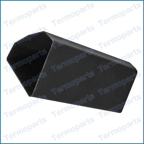 Enchimento Barra Triangular Diamante - TEB 32