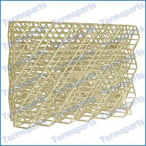 Enchimento Grade Trapezoidal Aberta - TEG 13