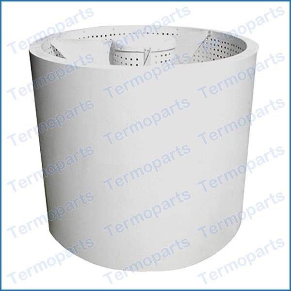 Esquema Atenuador de Ruídos para Torre de Resfriamento
