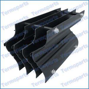 Eliminador De Gotas Em PVC- TEL 14 ( Retentor de gotas)