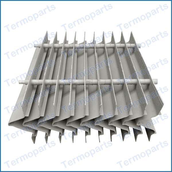 Eliminador de Gotas Trapezoidal - TEL 02