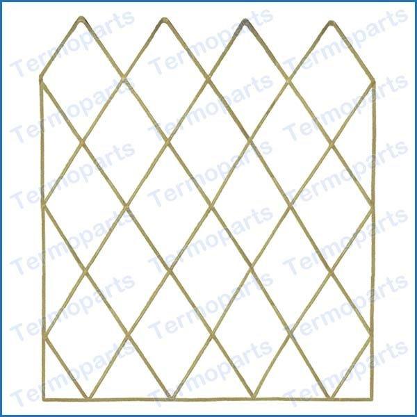 Grid de Sustenção para Enchimento Barra triangular