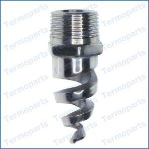 Bico Espiral Spiral Nozzle em Inox TBA32