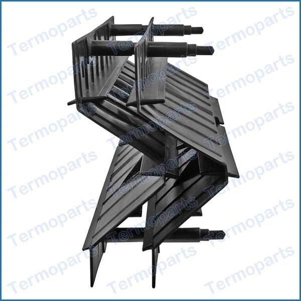 Eliminador de Gotas Trapezoidal de Elevado Rendimento - TEL 17