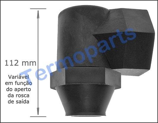 Bico Cachimbo para torre de resfriamento - TBA 01